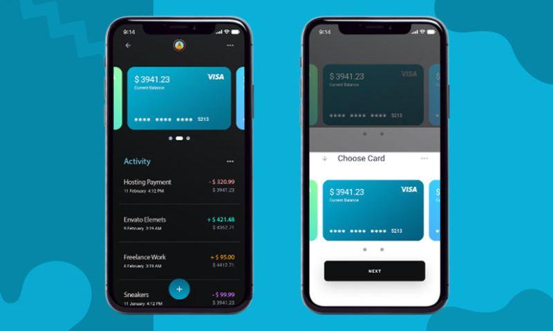 Excellent WebWorld - Finance Mobile App Design & Development