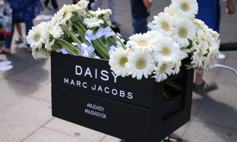 Essencius - Brand activation for Marc Jacobs online & offline
