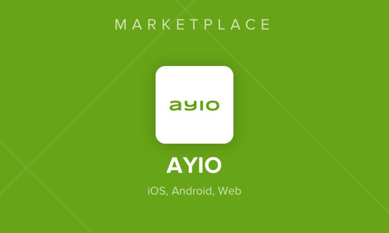 Cleveroad - AYIO - A platform to book custom services