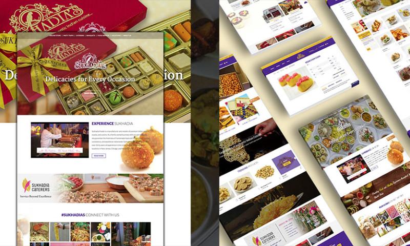 DotcomWeavers - Sukhadia Foods