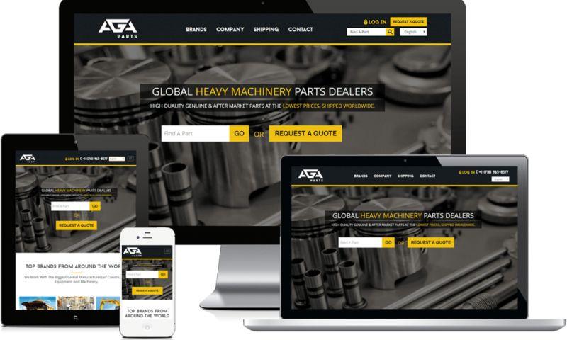SmartSites - AGA Truck Parts
