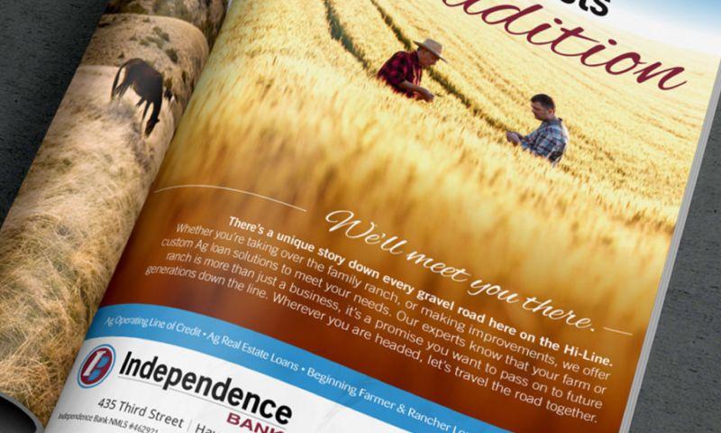 Kinetic Marketing & Creative - Independence Bank