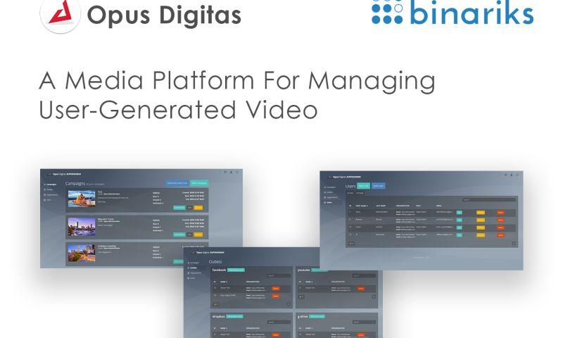 Binariks - Opus Digitas