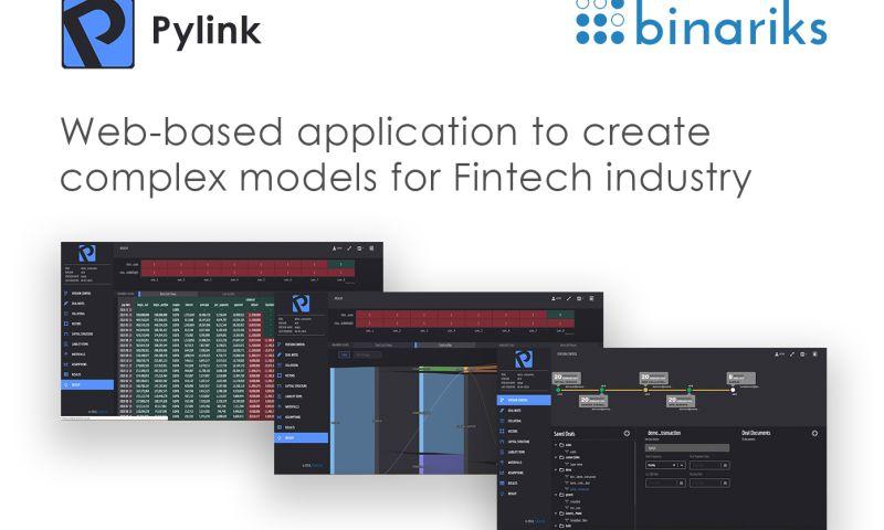 Binariks - Pylink