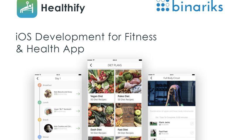 Binariks - Healthify