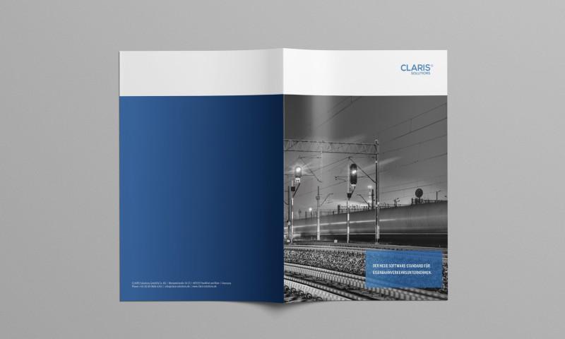 ESKOR Werbeagentur - CLARIS SOLUTIONS