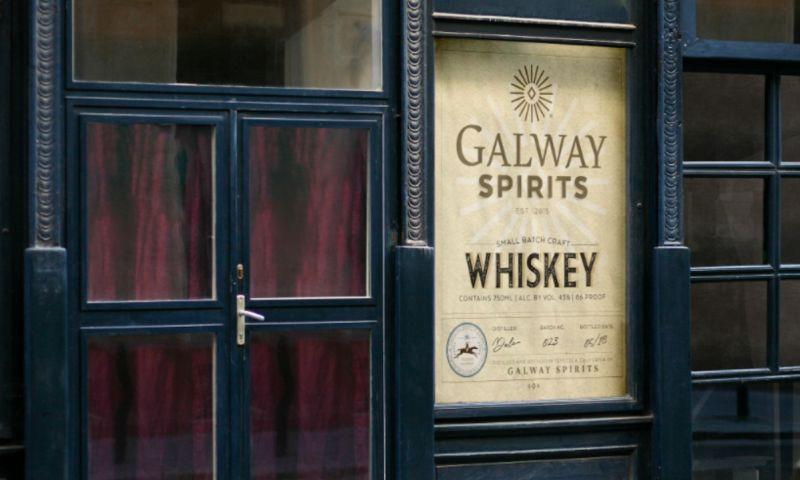 Public Advertising Agency, Inc. - Galway Spirits