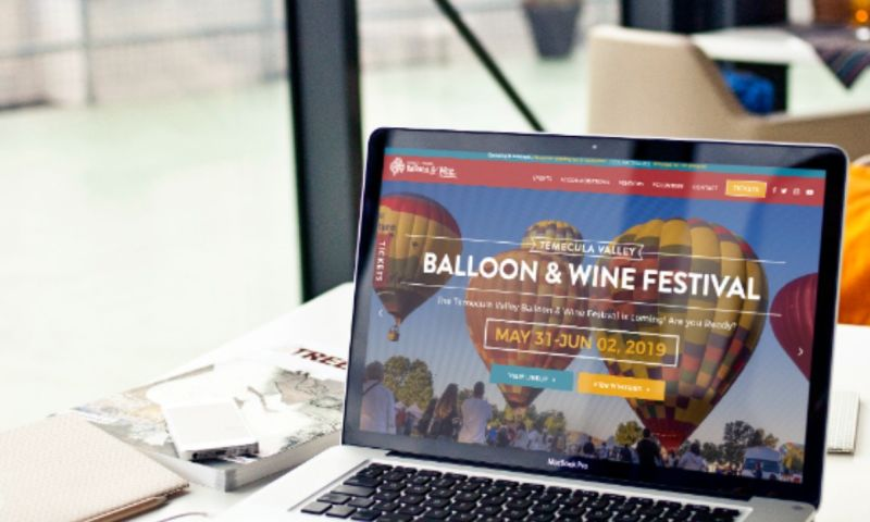 Public Advertising Agency, Inc. - Temecula Valley Balloon and Wine Festival