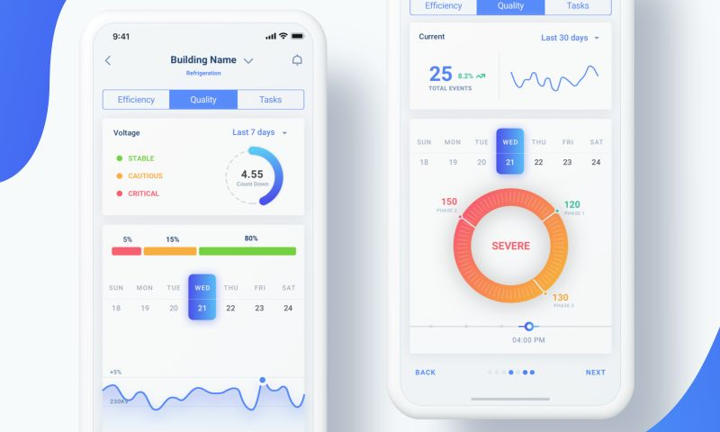 Brightscout - Joule Web & Mobile App
