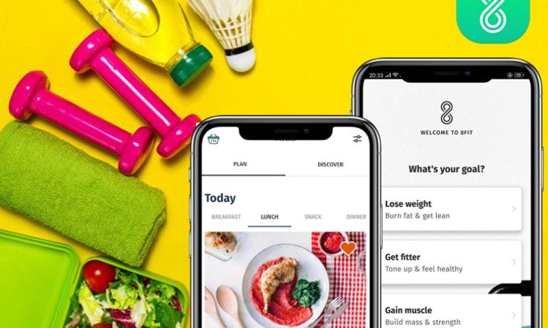 DxMinds Innovation Labs Pvt.Ltd - 8 Fit Workout & meal Partner