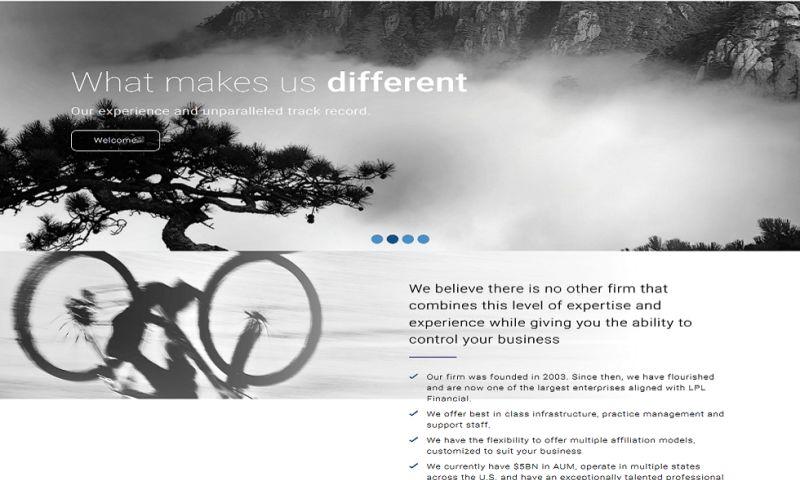 AltaStreet Financial Website - INC Advisors