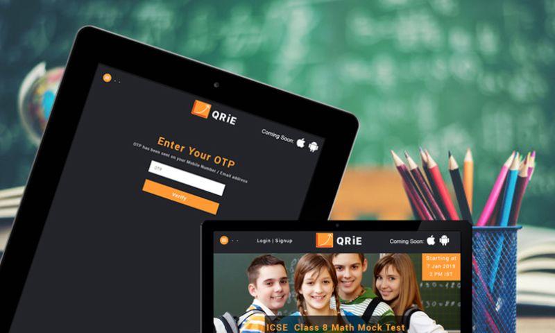 DxMinds Innovation Labs Pvt.Ltd - QRiE