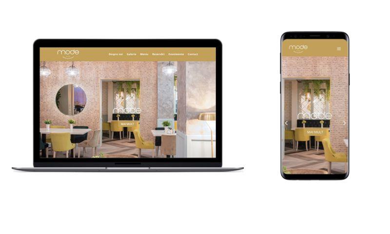 ExposedDigital - Mode Restaurant