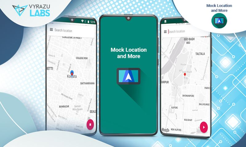 Vyrazu Labs - Mock Location and More