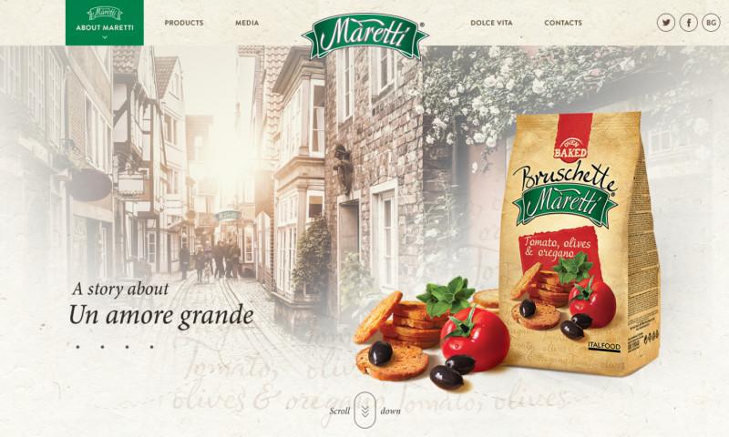 eDesign - Maretti Bakery