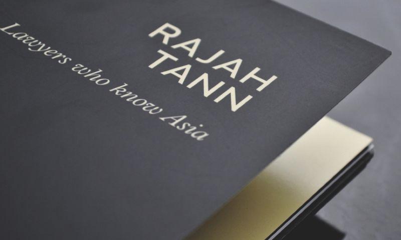 Equus Branding & Design - Rajah Tann (Law Firm)