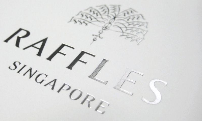 Equus Branding & Design - Raffles Hotels & Resorts