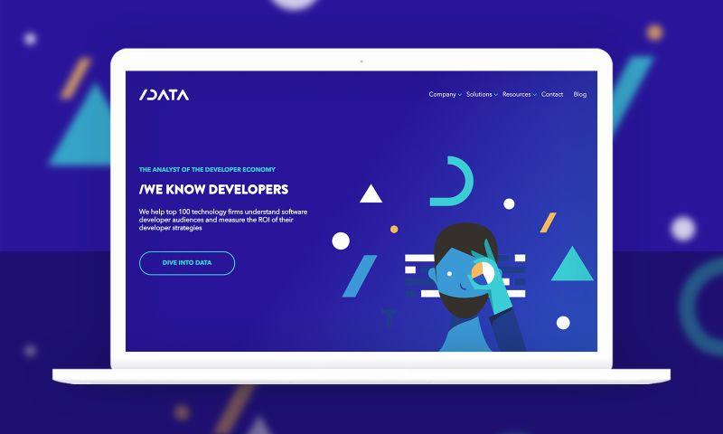 Dashbouquet Development - Analyst Website