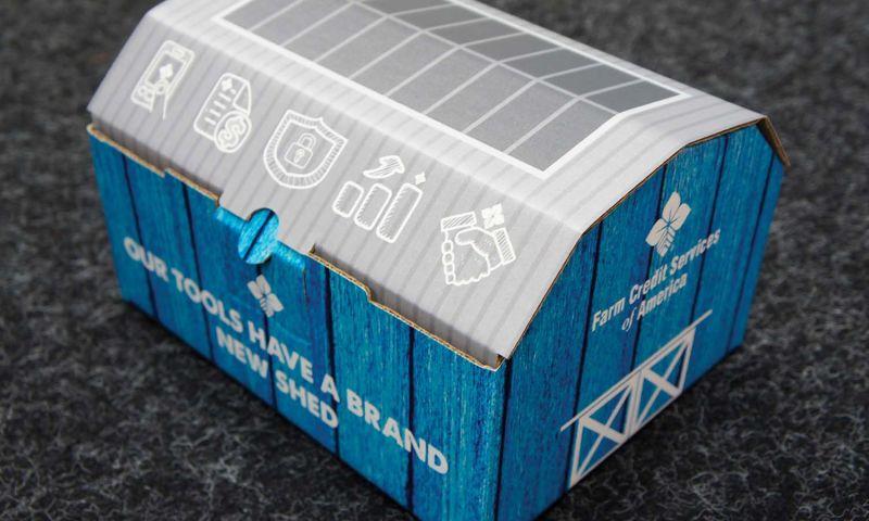 Identity Marketing Group - Custom Barn Box