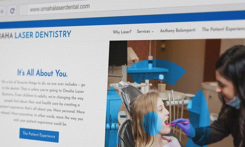 Identity Marketing Group - Omaha Laser Dentistry