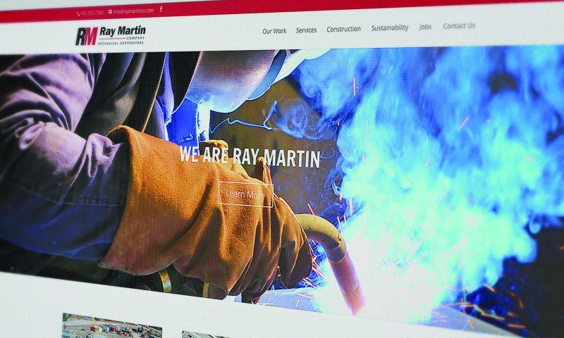 Identity Marketing Group - Ray Martin Website