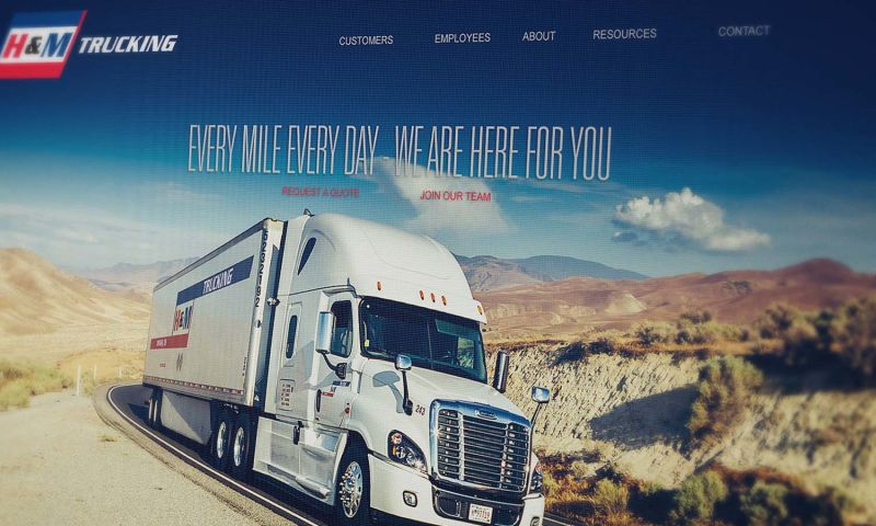Identity Marketing Group - H&M Trucking