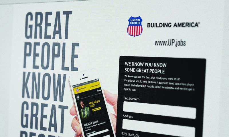 Identity Marketing Group - UP Great People Campaign