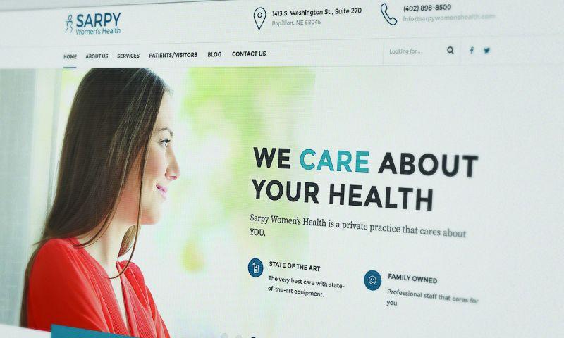 Identity Marketing Group - Sarpy Women's Health