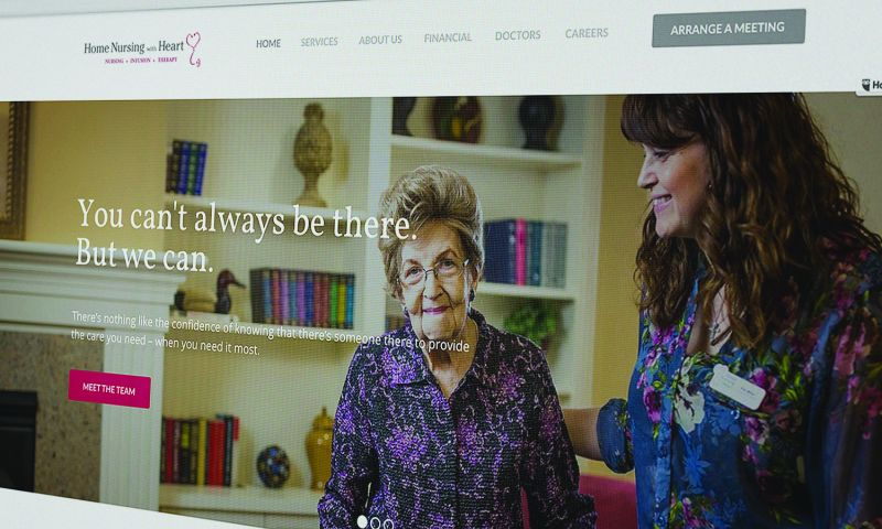 Identity Marketing Group - Home Nursing With Heart