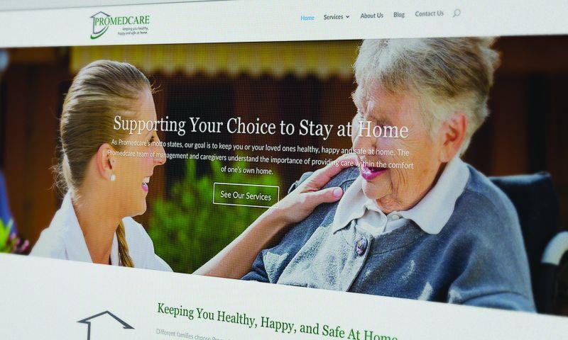 Identity Marketing Group - Promedcare Website