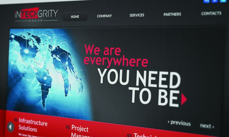 Identity Marketing Group - Intechgrity Group Website