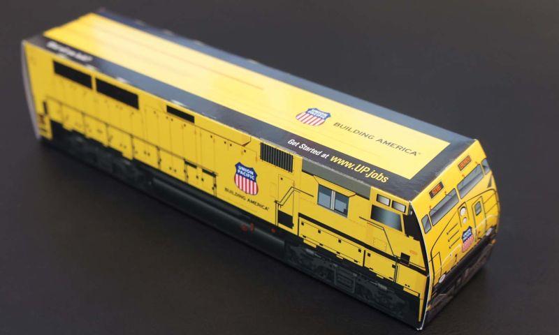 Identity Marketing Group - UP Custom Train Box