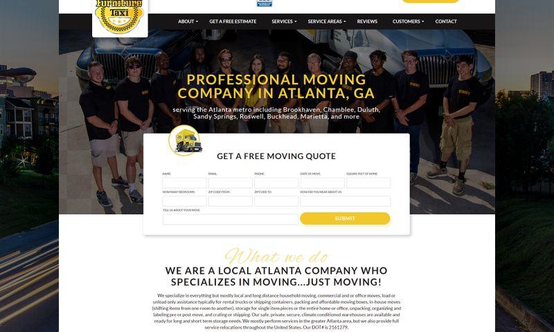 Today's Local Media - Atlanta Furniture Taxi
