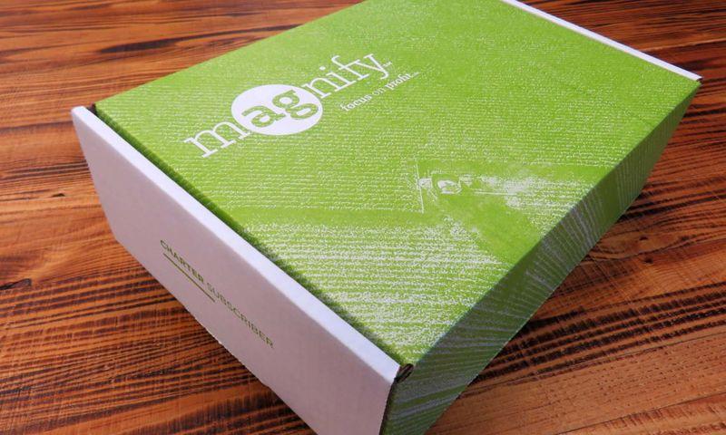 Identity Marketing Group - Custom Box Mailer