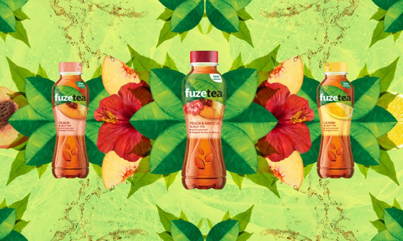 Essencius - Go-to-market communication for new ice tea brand