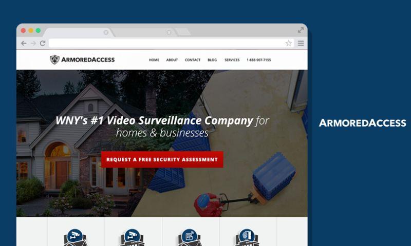 Scale Digital Marketing - Armored Access Website