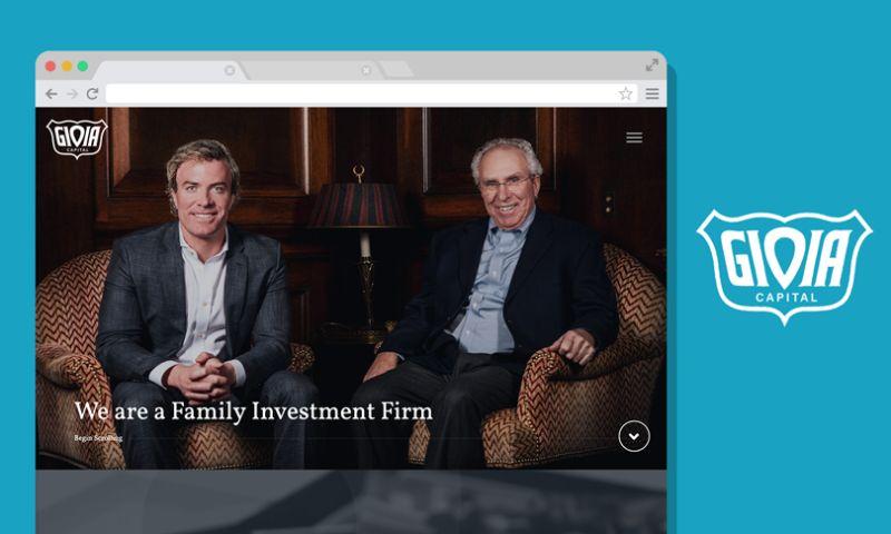 Scale Digital Marketing - Gioia Capital Website