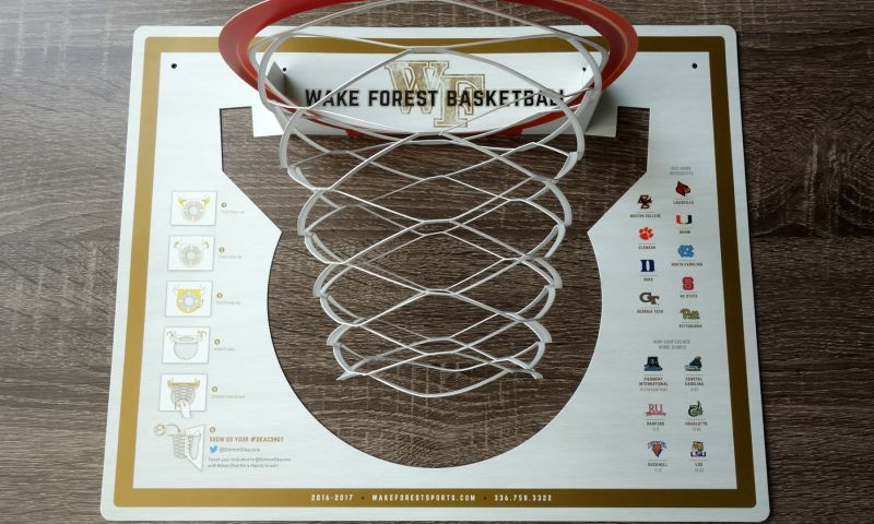 Wildfire - Wake Forest Athletics Direct Mail