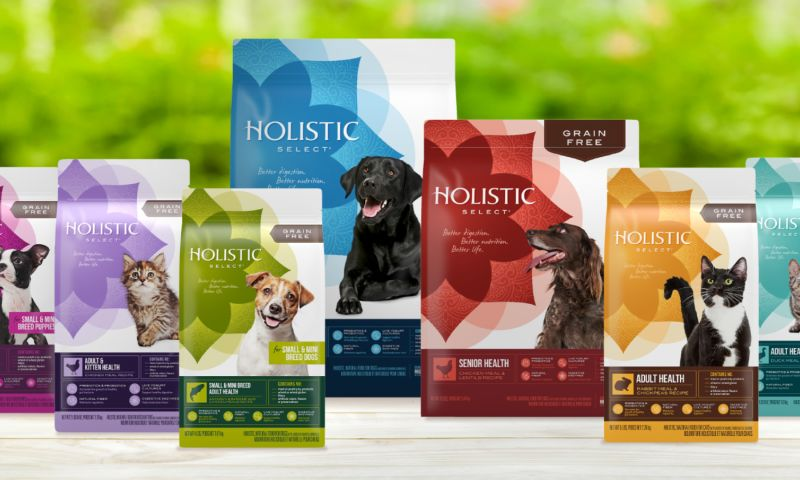 Wildfire - Holistic Select Packaging