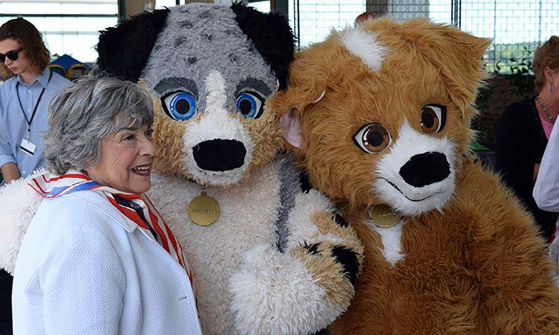 Wildfire - Brenner Children's Hospital Character Development & Experiential