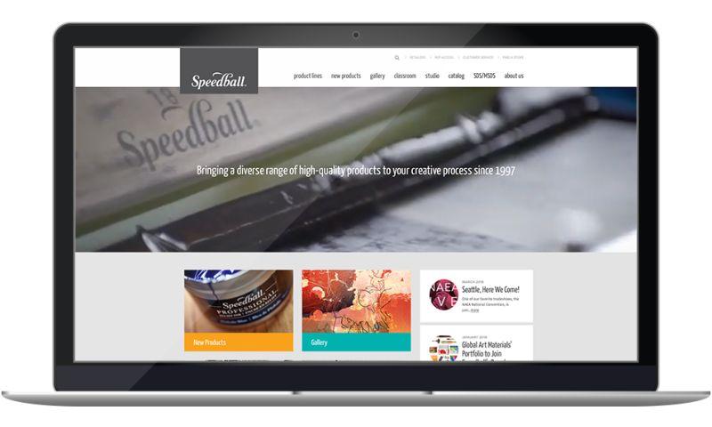 Wildfire - Speedball Website