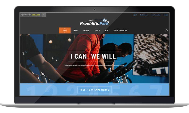 Wildfire - Proehlific Park Website