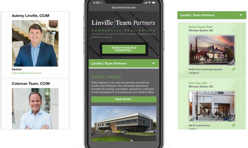 Wildfire - Linville Team Partners Website