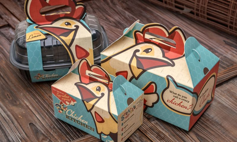 Wildfire - Lowes Foods Chicken Kitchen Packaging