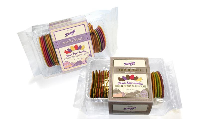 Wildfire - Dewey's Bakery Packaging