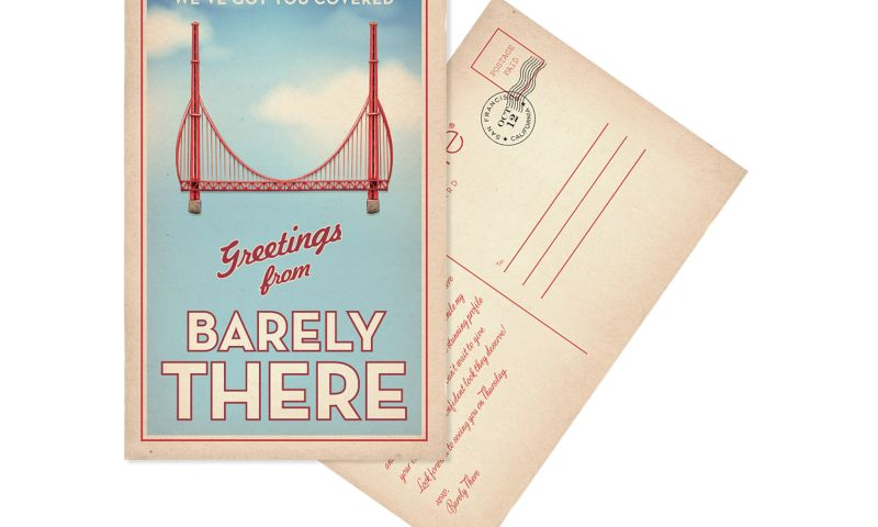 Wildfire - HBI/Barely There Direct Mail