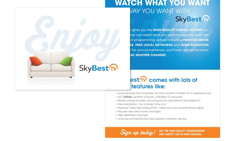 Wildfire - Skybest Direct Mail