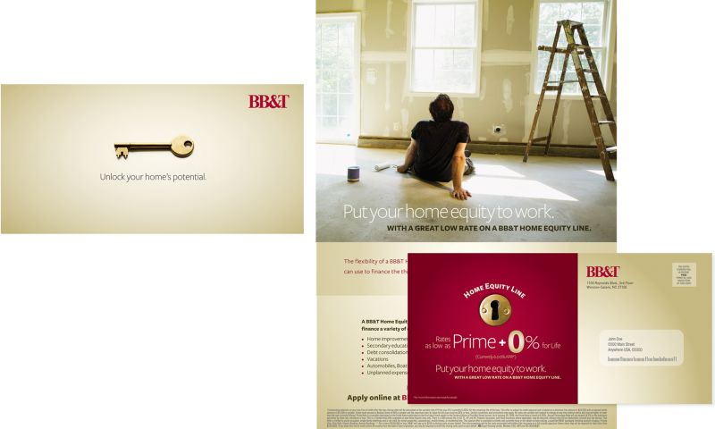 Wildfire - BB&T Direct Mail