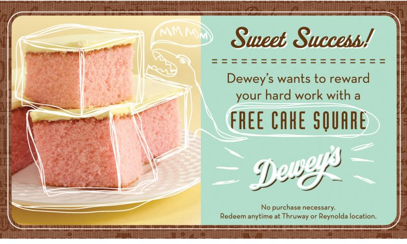 Wildfire - Dewey's Bakery Direct Mail