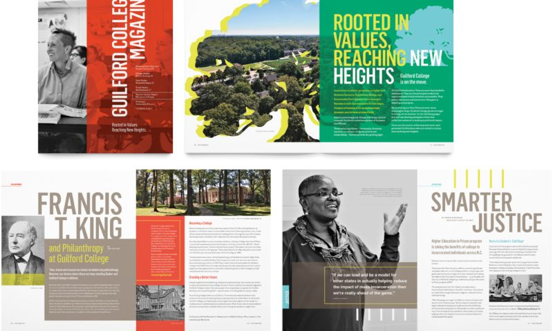 Wildfire - Guilford College Magazine
